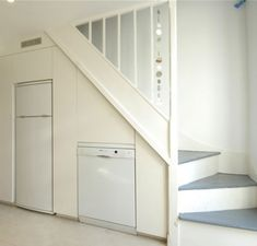 understair storage for your white goods