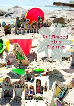 Driftwood Play figures.
