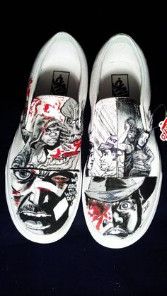 The Walking Dead shoes Walking Dead Show 9e2b069de