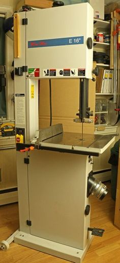 The bandsaw can be a game changer for a woodworker. I consider my bandsaw to be one of the most important tools in my shop, and it is certainly my favorite woodworking machine.