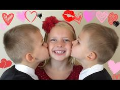 "There's So Many Ways to Say ""I Love You"" -- Family Fun Pack Valentine Special - YouTube"