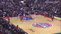 Detroit Pistons   Dunk of the Week: Greg Monroe