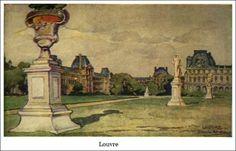Louvre | Bibliotec – À la française … 2