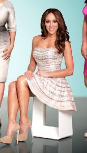 Melissa Gorga's Real Housewives of New Jersey Season 5 Cast Photo Dress & Shoes http://www.bigblondehair.com/real-housewives/rhonj/melissa-gorgas-season-5-cast-photo-dress/
