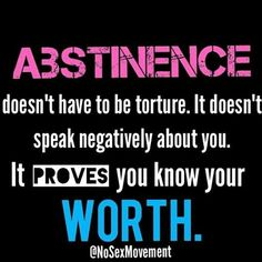 abstinence before marriage dating Platonic relationships and sexual abstinence with a spouse or someone you are dating with the goal sexual abstinence before marriage because of.