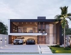 House Outer Design, House Outside Design, Best Modern House Design, Modern Exterior House Designs, Bungalow House Design, House Front Design, Small House Design, Modern House Facades, Modern Bungalow House