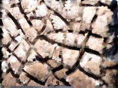 Mud cracks.  2014 susanne janecke copyright