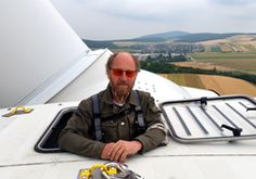 WindRadTour: Roland Düringer über Windkraft