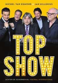 Topshow-Jan Hillenius, Michel van Egmond-boek cover voorzijde