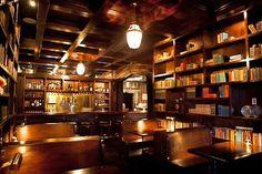 The Wellesbourne LA bar