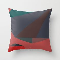 Buy Shape Play 2 Throw Pillow by duckyb. Worldwide shipping available at Society6.com. Just one of millions of high quality products available.