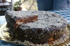 """Fig torta,"" by L. Z., via Flickr.  One of a series of photos only (inspiration to find recipes!) from ""Fig festival - 'Festa od smokava' - Spomen dom Reževići, Montenegro"""
