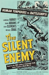 Picture of The Silent Enemy Michael Craig, Music Files, Battleship, Love Of My Life, Movies, Madness, Cinema, Blog, Poster