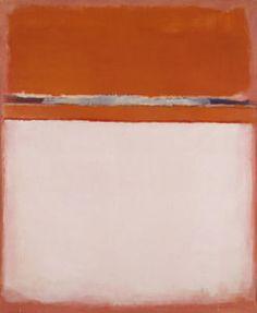 No.18 - (Mark Rothko (Marcus Rothkowitz))