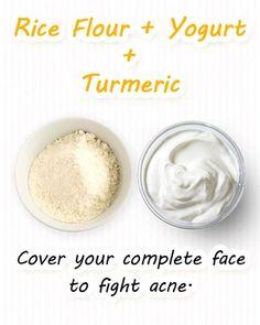 Turmeric Face Mask Recipes for Beautiful & Glowing Skin! – Turmeric Face Mask Recipes for Beautiful & Glowing Skin! Turmeric Face Mask Acne, Acne Face Mask, Clay Face Mask, Face Skin, Face Mask For Spots, Rice Mask, Avocado Face Mask, Yogurt Face Mask, Diy Masque