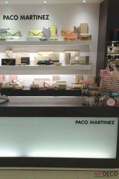 Tienda de PACO MARTÍNEZ en Centro Comercial La Marina de Benidorm.