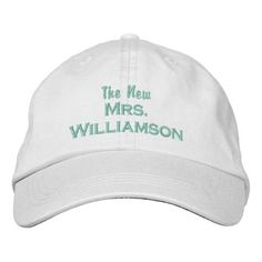 Shop Maid of Honor Custom Wedding Monogram Baseball Cap created by colorfulgalshop. Personalize it with photos & text or purchase as is! Embroidered Baseball Caps, Embroidered Hats, Texas Baseball, Baseball Hats, Personalized Bridal Party Gifts, Funny Hats, Embroidery Materials, Wedding Hats, Wedding Ideas