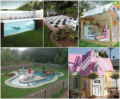 29 Amazing Backyards That Are More Than Ordinary 1