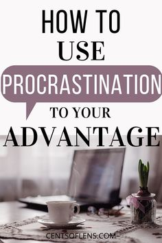 Struggle with procrastination and productivity? Find out how you can achieve higher levels of productivity by working with procrastination today! #procrastination #productivity #productivitytips #productivityhacks #getstuffdone #lifehacks Productivity Hacks, Increase Productivity, Becoming A Better You, How To Become, College Survival, College Hacks, Study Tips, How To Better Yourself, Lifehacks