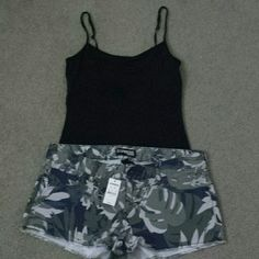 Express Camouflage Shorts Size 6.  NWT. Never worn.  Really Cute.  Can be bundled with any other item. Express Shorts