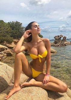 Nele somers bikini