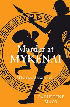 Murder At Mykenai by Catherine Mayo. Friendship vs. Treachery in Ancient Greece, a decade before the Trojan War. Menelaos, teenage son of the assassinated High King of Greece, is skidding ever deeper into danger. Odysseus, his best friend, tries to help - but Odysseus's great ideas have a tendency to backfire!