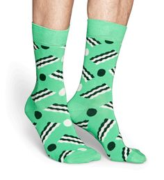 colourful Cool Socks with Wave Dots For Men and Women. Buy Socks Online at Happy…