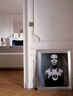 Carine Roitfeld's house
