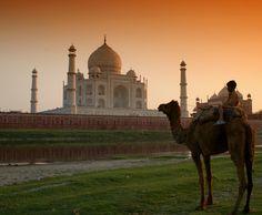 Taj Mahal through the eyes of achakladar