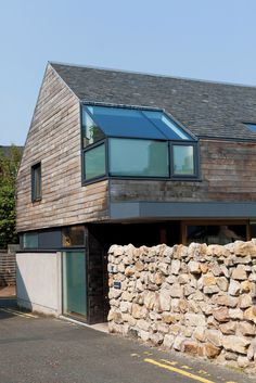 The Japanese and the Scottish have always seemed to have similarities in their cultures; this house is a good example of the Scottish vernacular with the sensitivities of Japanese design.