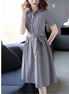 Women's Fashion Dresses, Girl Fashion, Womens Fashion, Fashion Design, Day Dresses, Nice Dresses, Dress Outfits, Beautiful Frocks, Dress For Girl Child