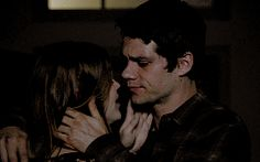 Best hug in teen wolf history