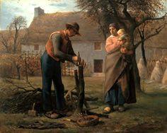 http://farm4.static.flickr.com/3418/3360957030_5bfd142991.jpg  Millet, Jean Francois (1814-1875) - 1865 Farmer Inserting a Graft on