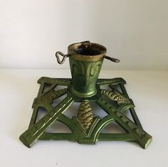 Excited to share this item from my shop: Original vintage Art Deco German Christmas tree stand Vintage Games, Vintage Decor, Vintage Art, Vintage Antiques, German Christmas, Antique Christmas, Christmas Tree, Christmas Decorations, Christmas On A Budget