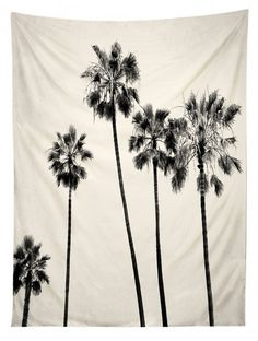 Five Palms Tapestry