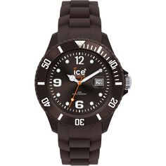 Brown Ice Watch