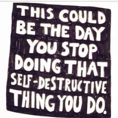 Self-Destructive