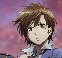"""Yoshino Takigawa from """"Zetsuen no Tempest""""."""