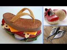 Most Bizarre Weird Shoes You Have Never Seen