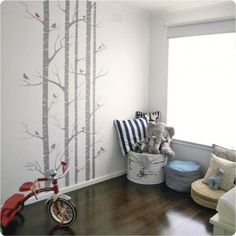 Lara Cameron Birch   From The Wall Decal Company. Part 25