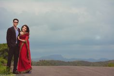 Indian Pre wedding Shoot 1 - Pre wedding Photoshoot of Shashank and Komal. shot in August 2014. Tweaked little colors here