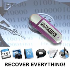 FORENSIC DATA RECOVERY TOOL  Item# 07-181           Never Lose A File With This Cutting-Edge Hard Drive Data Recovery Tool!