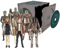 Doctor Who Series 5 Pandorica Action Figure Set of 6 $12.49 #topseller