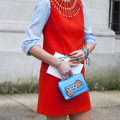 Add a long-sleeve shirt under OR over your favorite summer dress.   12 Ways To Wear Your Favorite Summer Clothes Year-Round