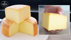 (폭신하고 촉촉한) 요거트 케이크 만들기 (+레몬), yogurt cake recipe, 쿠킹씨 cooking see - YouTube Sponge Cake Easy, Sponge Cake Recipes, Easy Cake Recipes, Sweet Recipes, Dessert Recipes, Food Cakes, Cupcake Cakes, Make Baking Powder, Lemon Yogurt Cake