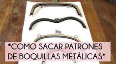COMO SACAR PATRONES DE BOQUILLAS METALICAS