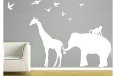 GroopDealz | Janey Mac - Vinyl Wall Decals