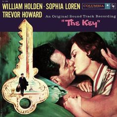 """""""The Key"""" (1958, Columbia).  Music from the movie soundtrack."""