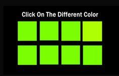 Il quiz dei colori da distinguere su Facebook