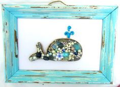Nautical Whale Decor Vintage Jewelry Decor This Is Adorable But My Boys Probably Wouldn